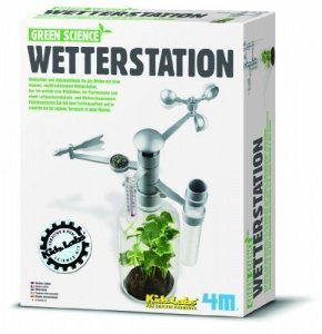 4M 663279 - Green Science - Wetterstatio