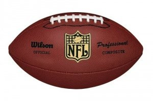 Amercian Football Wilson The Duke Replic