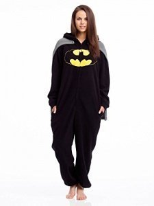 Batman Caped Overall Jumpsuit