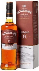 Bowmore 15 Years Old Laimirig