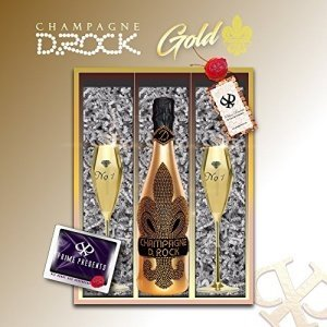 D. Rock Luxus-Champagner Set