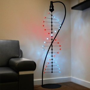 DNA LED Motion Lampe