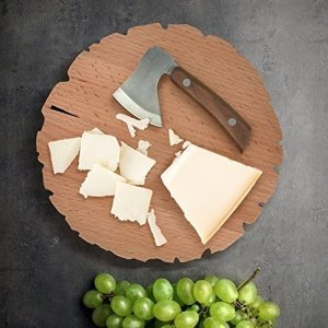 Fred & Friends Cheese Log Board