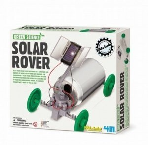 Green Science: Solarauto
