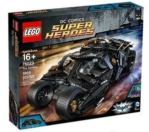 LEGO DC Super Heroes The Tumbler