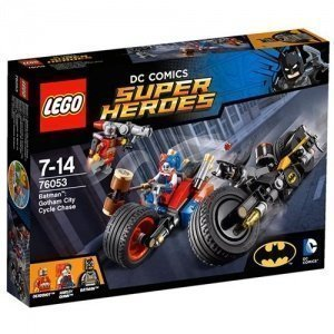 LEGO DC Super Heroes Batman Batcycle