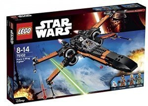 LEGO Star Wars Poe-s X-Wing Fighter