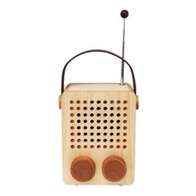 Magno - Personal Wooden Radio