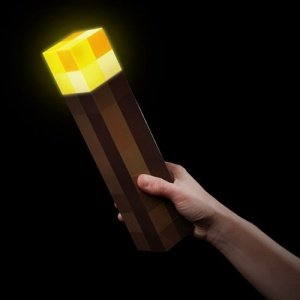Minecraft - Light-Up Torch