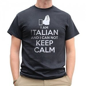 I am Italian And I Can Not Keep Calm Her