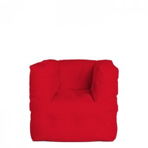 Sitting Bull Couch I Sessel Rot