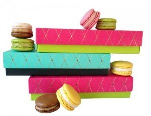 Sweet Couture frische Macarons