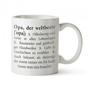 Tasse Definition bester Opa