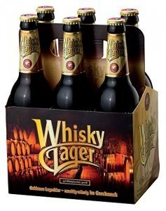 Whisky Lager Sixpack
