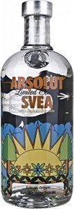 Absolut Wodka SVEA Limited Edition