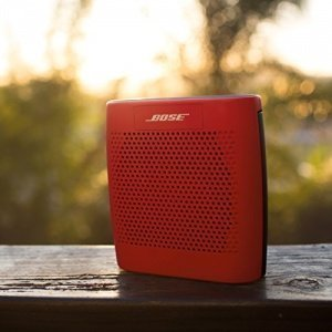 Bose ® SoundLink ® Colour Bluetooth Lautpsprecher weiß