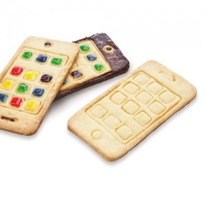 "I-COOKIE Kekssaustecher ""iPhone"
