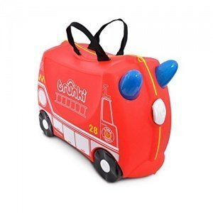 Trunki Kinderkoffer Rot