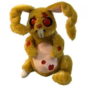 Zombie Hase Creepy Cuddlers II