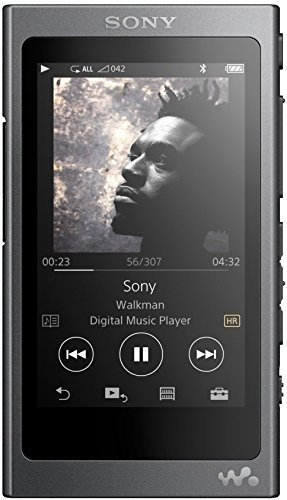 Sony NW-A35 High-Resolution Walkman (16GB, Bluetooth, NFC, bis zu 45 Stunden Laufzeit, DSEE HX Upsca