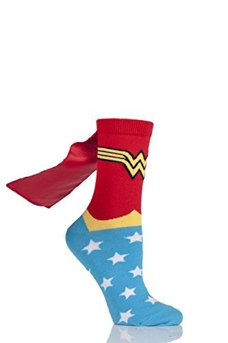 Wonder Woman Cape Socken