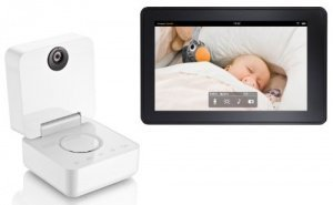 Withings 70001901 Smart Baby Monitor (für iPhone, iPad und Android)
