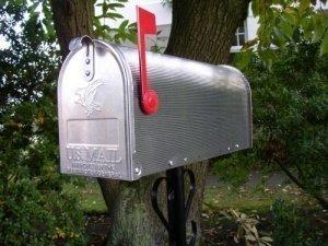 Amerikanischer Briefkasten original usa briefkasten