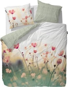 essenza fleuri mako satin bettw sche. Black Bedroom Furniture Sets. Home Design Ideas