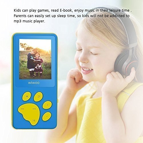 MP3 Player Kinder Bärenfussdesign