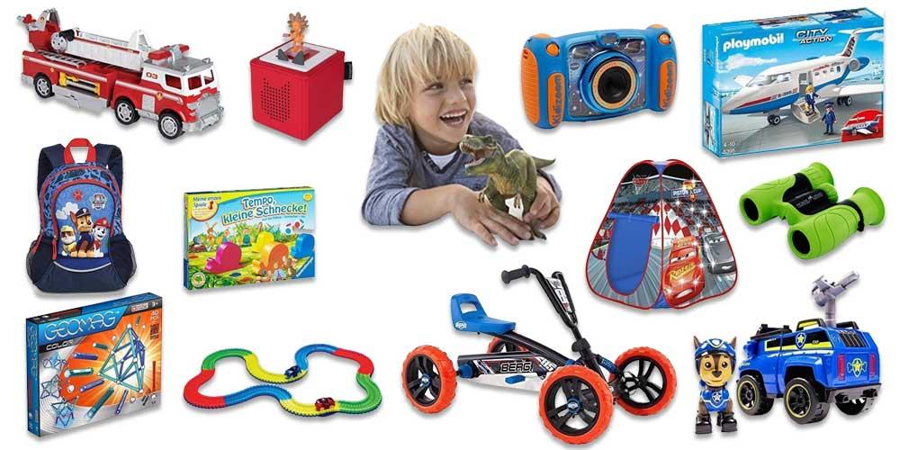 Wertvolles Spielzeug ab 4 Jahren: die besten Geschenke für 4