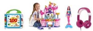 44 Geschenkideen für 4 jährige Mädchen