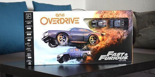 Anki Overdrive im Test: Fast & Furious Edition