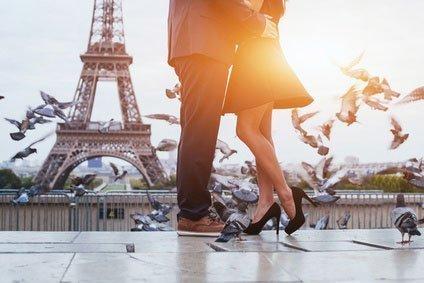 Paris Der Metropole Der Liebe