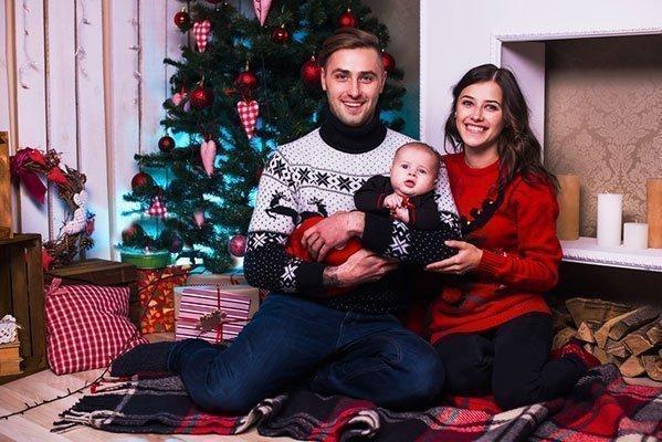 Geschenke für Babys für Weihnachten 2018